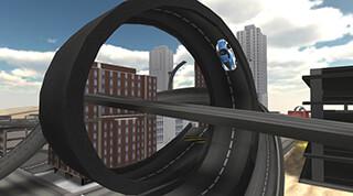 Police Car Driving Simulator скриншот 3