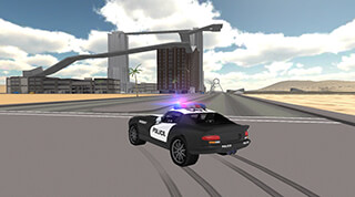 Police Car Driving Simulator скриншот 4