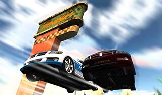 Cops Chase Racing скриншот 1