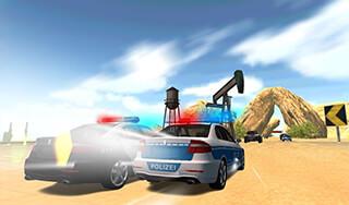 Cops Chase Racing скриншот 2