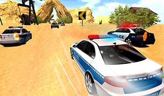 Cops Chase Racing скриншот 3