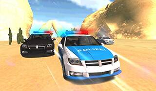Cops Chase Racing скриншот 4