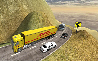 Truck Simulator 2015 скриншот 2