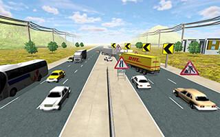 Truck Simulator 2015 скриншот 4