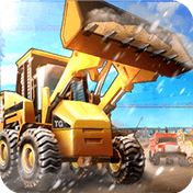 Loader and Dump Truck Hill SIM 2 иконка