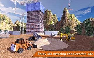 Loader and Dump Truck Hill SIM 2 скриншот 2