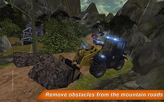 Loader and Dump Truck Hill SIM 2 скриншот 3