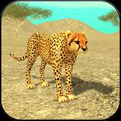 Wild Cheetah Sim 3D иконка