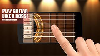 Real Guitar Simulator скриншот 2