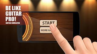 Real Guitar Simulator скриншот 3