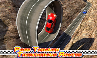 City Car Stunts 3D скриншот 2