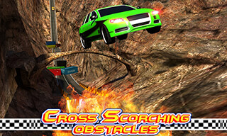 City Car Stunts 3D скриншот 3