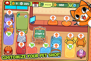 My Virtual Pet Shop: The Game скриншот 2