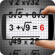 Maths Photo-Solution Simulator иконка
