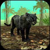 Wild Panther Sim 3D иконка
