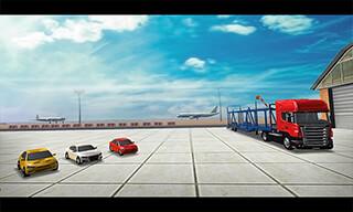 Cargo Plane: Car Transporter 3D скриншот 1