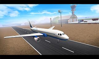Cargo Plane: Car Transporter 3D скриншот 2