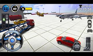 Cargo Plane: Car Transporter 3D скриншот 4