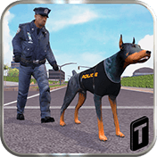 Police Dog Simulator 3D иконка