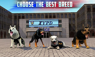 Police Dog Simulator 3D скриншот 4