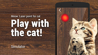 Meow: Laser Point for Cat скриншот 2