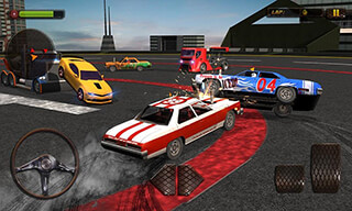 Car Wars 3D: Demolition Mania скриншот 1