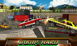 Car Wars 3D: Demolition Mania скриншот 2