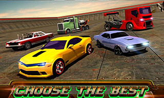 Car Wars 3D: Demolition Mania скриншот 3