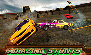 Car Wars 3D: Demolition Mania скриншот 4