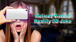 Helmet Virtual Reality 3D Joke скриншот 4