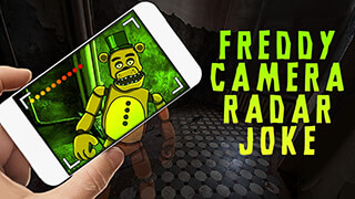 Freddy Camera Radar Joke скриншот 3