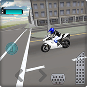 Fast Motorcycle Driver 3D иконка