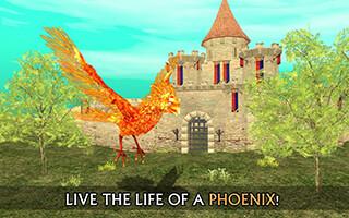 Phoenix Sim 3D скриншот 1