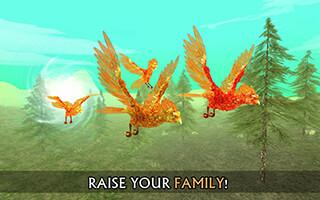 Phoenix Sim 3D скриншот 2