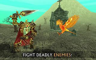 Phoenix Sim 3D скриншот 3