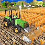 Forage Plow Farming Harvester иконка