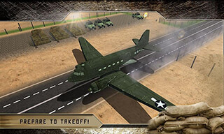 Cargo Fly Over Airplane 3D скриншот 4