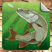 Мобильная русская рыбалка иконка