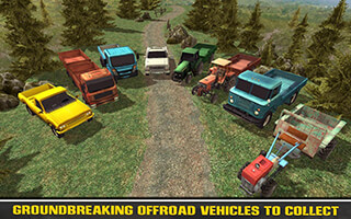 Off-Road 4x4: Hill Driver скриншот 1