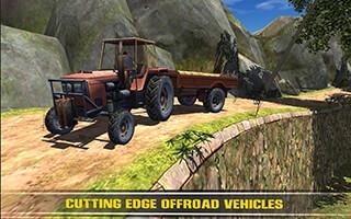 Off-Road 4x4: Hill Driver скриншот 2