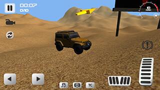Offroad Car Simulator скриншот 2