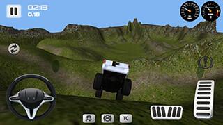 Offroad Car Simulator скриншот 4