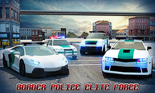 Border Police Adventure Sim 3D скриншот 3