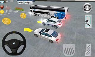 Speed Parking Game скриншот 1