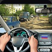 Drive VAZ LADA Simulator иконка