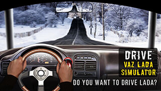 Drive VAZ LADA Simulator скриншот 3