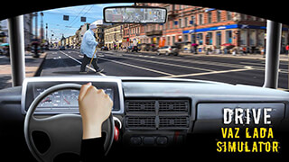 Drive VAZ LADA Simulator скриншот 4