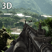 Камера-оружие 3D (Gun Camera 3D)