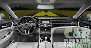 Driving Car Simulator скриншот 3