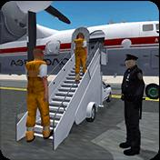 Jail Criminals Transport Plane
